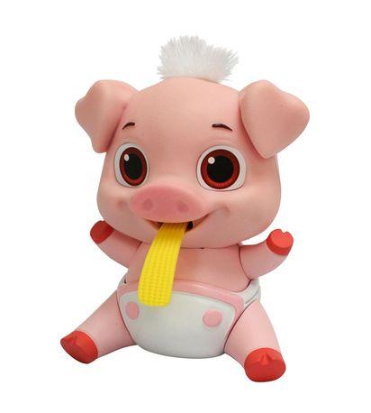 Cobi Chrupaczek świnka Pickles Zwierzaczek Interaktywny