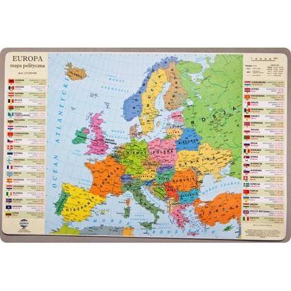 Zachem Podkladka Mapa Polityczna Europy Smyk Com