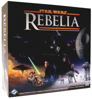 Galakta, Star Wars Rebelia, gra strategiczna