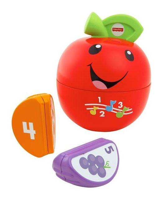 uczace jabluszko zabawka niemowleca