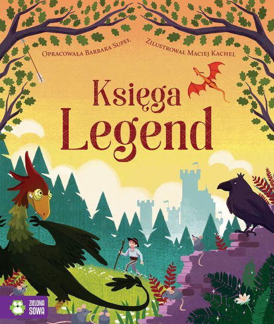 ksiega legend