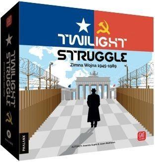 Zimna Wojna 1945-1989 gra strategiczna