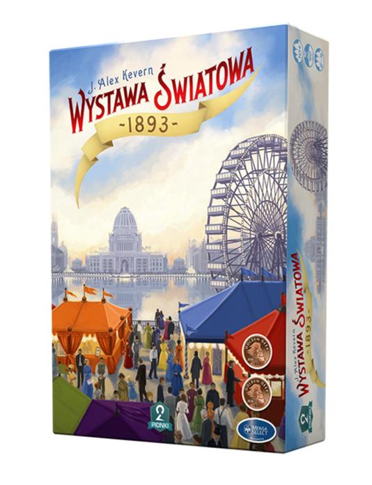 Wystawa Swiatowa 1893 gra strategiczna