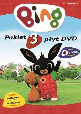 Pakiet: Bing 3DVD