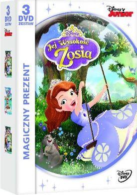 Jej Wysokość Zosia DVD